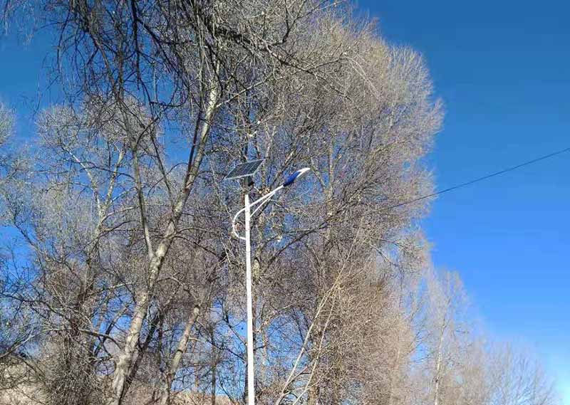 太阳能路灯照明