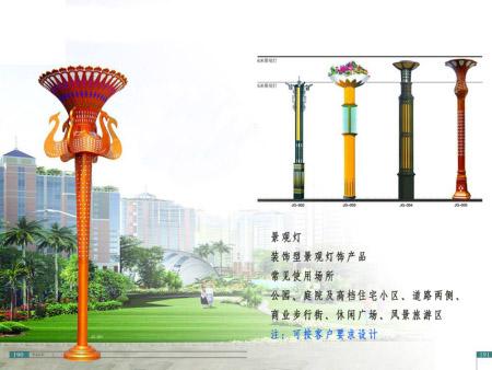 西宁LED景观灯安装