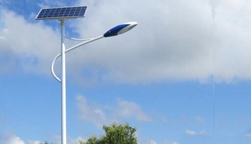 兰州太阳能路灯|买新款太阳能路灯,就选合纵能源照明工程