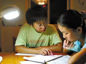 昆山家教以名師輔導為核心為您的孩子提供最好的輔導
