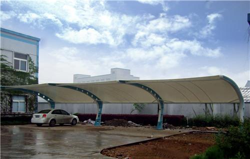 青海膜结构车棚公司