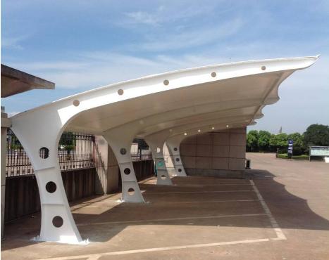 青海膜结构雨棚厂家