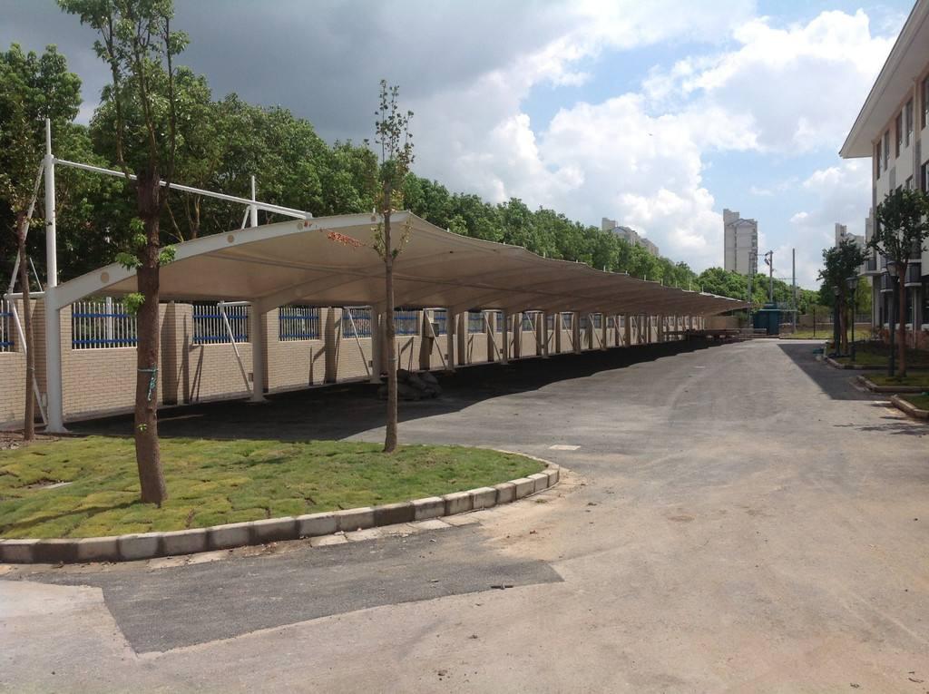 青海膜结构雨棚公司
