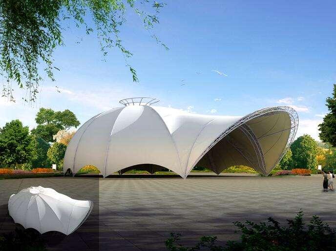 青海膜结构建筑工程