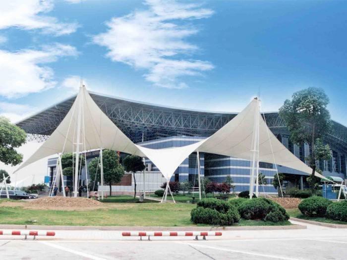 青海膜结构建筑公司