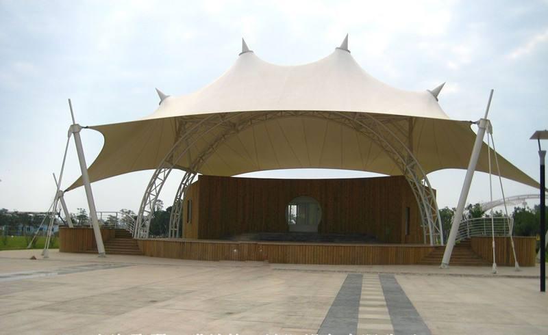 西宁膜结构建筑工程