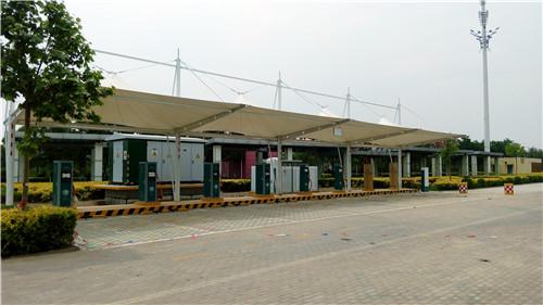 青海膜结构加油站公司