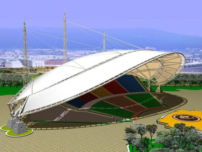 西宁膜结构体育场公司