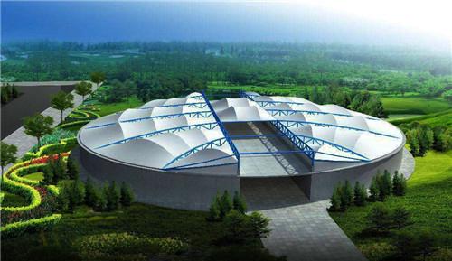青海污水池膜结构