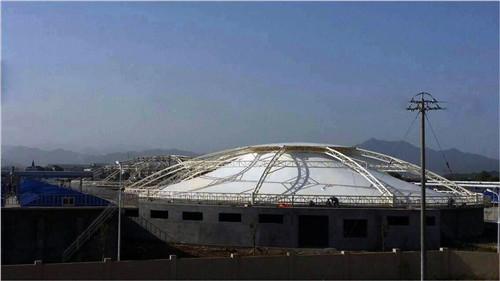 青海污水池膜结构厂家