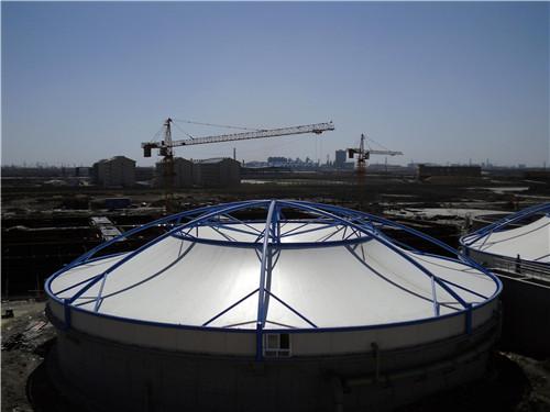 青海污水池膜结构公司