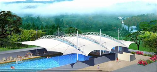 青海膜结构泳池