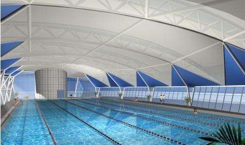 西宁膜结构泳池