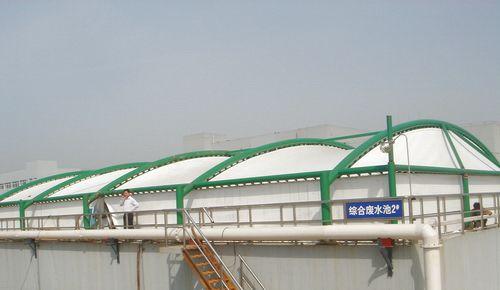 西宁污水池加盖膜结构