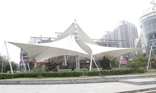 西宁广场膜结构