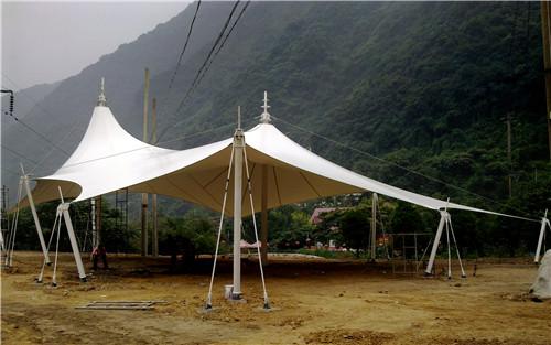 青海景观小品膜结构