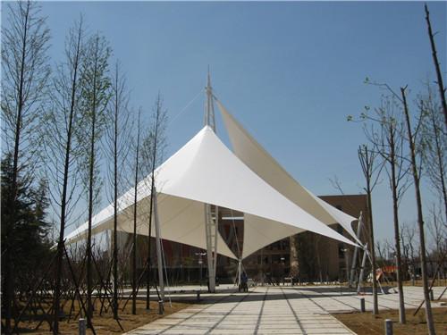 西宁景观小品膜结构