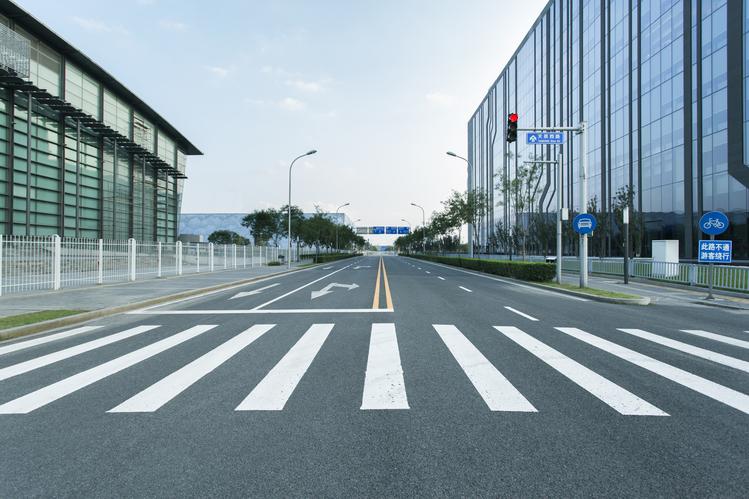 交通减速标线