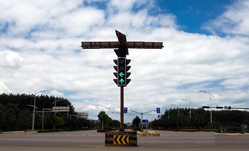 无线交通信号灯