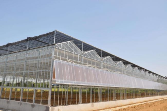 温室大棚建设施工的三点要素