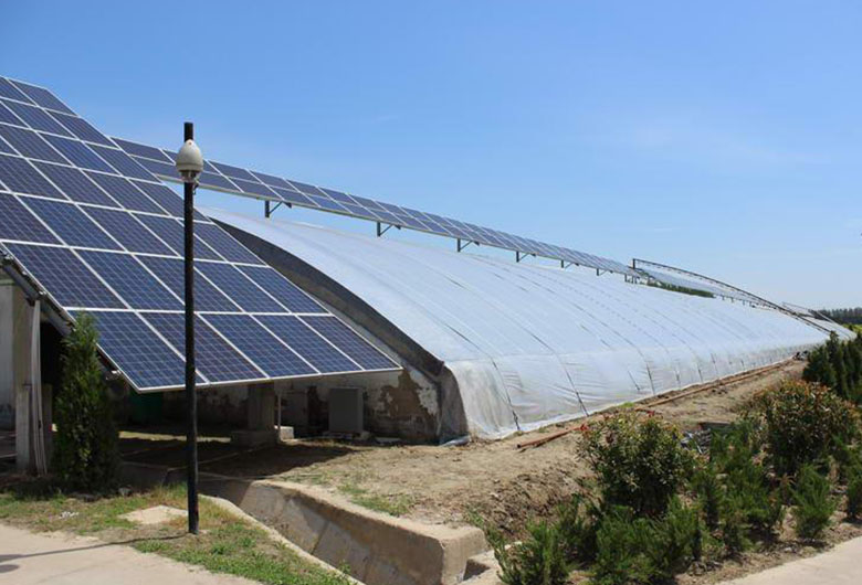 冬春季是蔬菜溫室大棚的主要使用期