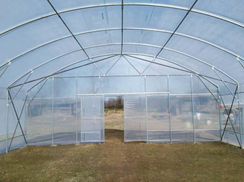 农业温室大棚出现土地积盐的病因及影响