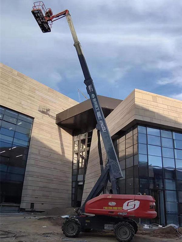 自行直臂高空作业车