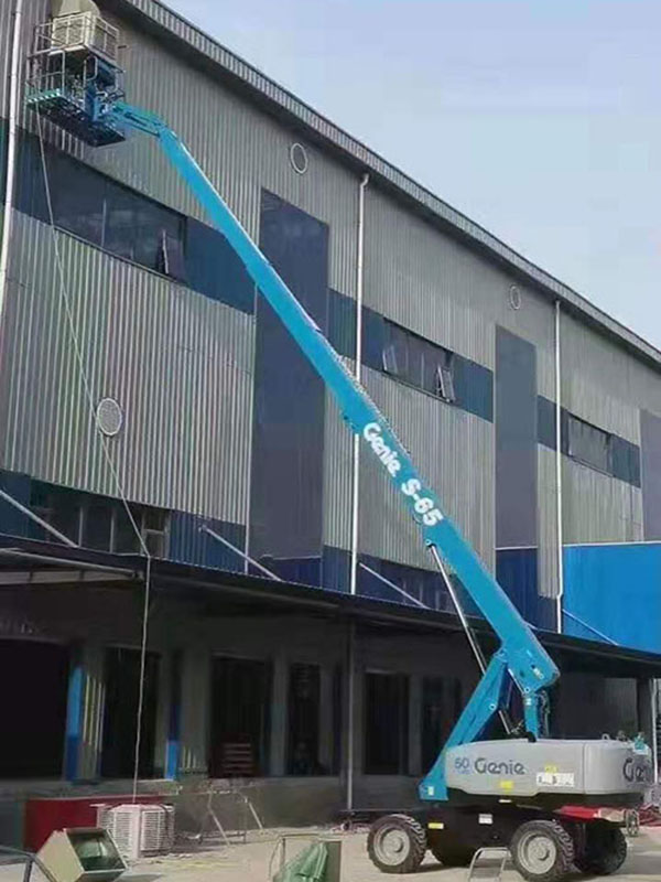 20米直臂高空作业车
