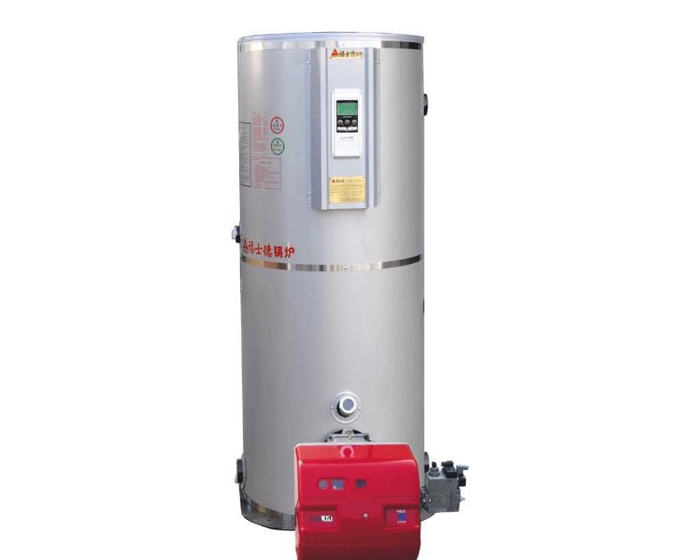 新包装立式热水锅炉