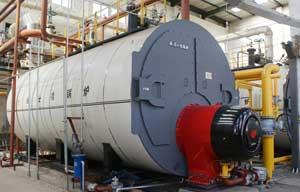 沈阳燃气锅炉安装案例