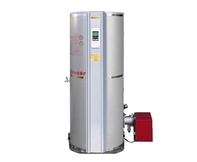 立式燃油气开水锅炉