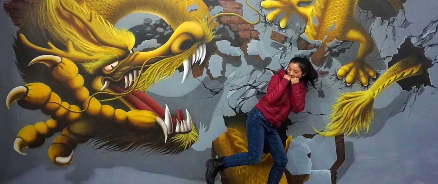 河南安阳墙绘培训电话浅谈画家最喜欢用的绘画颜料之丙烯颜料的特性