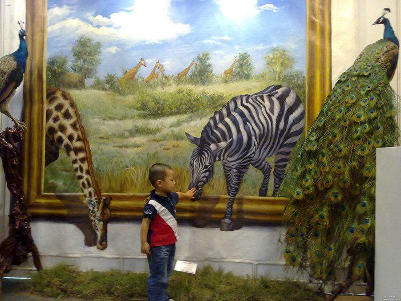 更新 据文化墙墙绘彩绘公司介绍,墙绘的题材很多,常见的都是花鸟树木