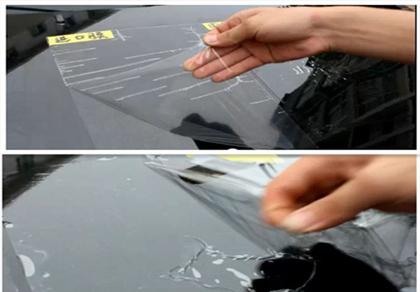 西安汽车贴车衣