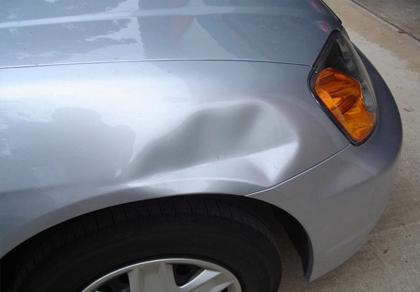西安修复凹陷汽车