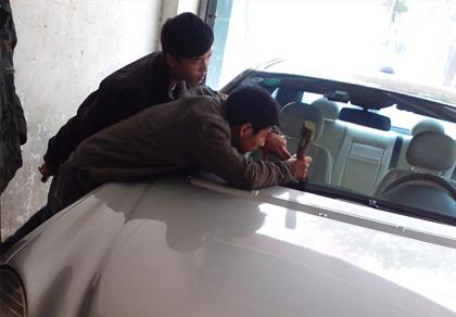 西安修复汽车玻璃