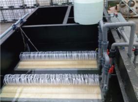 水处理设备主要组成