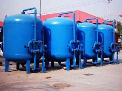 多介质过滤器厂家浅谈膜过滤器过滤操作以及清洗流程有哪些