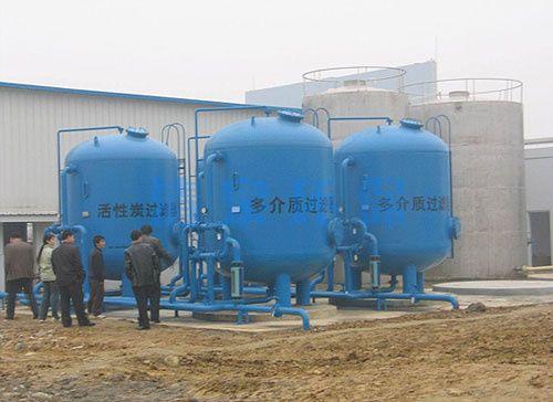 多介质过滤器厂家:脱气塔与除碳器介绍