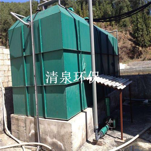 矿井污水处理设备维护保养方法