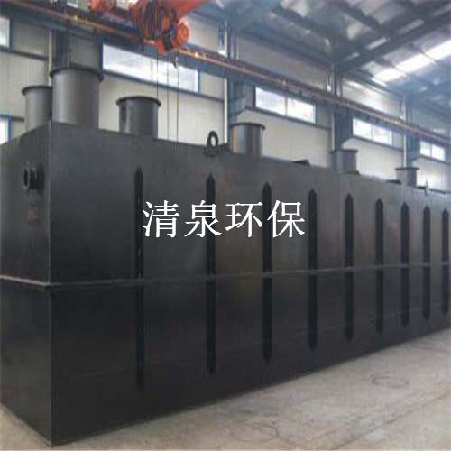 常见污水处理设备及其作用