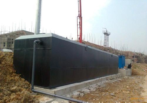 煤矿污水处理设备具有哪些特征