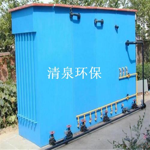 餐饮污水处理设备经济效益分析