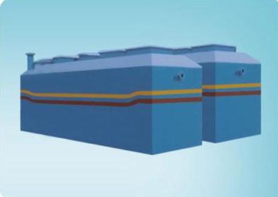 海口煤矿污水处理设备