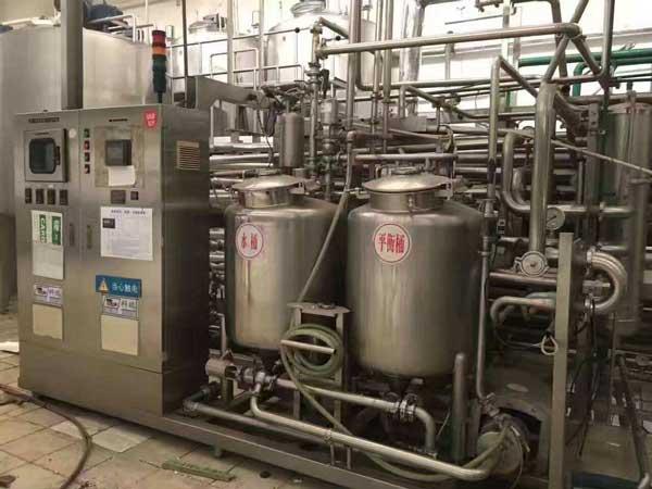 來賓啤酒廠污水處理設備