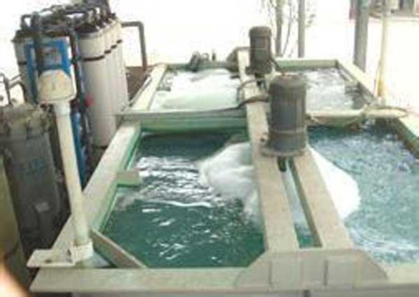 崇左啤酒廠污水處理設備