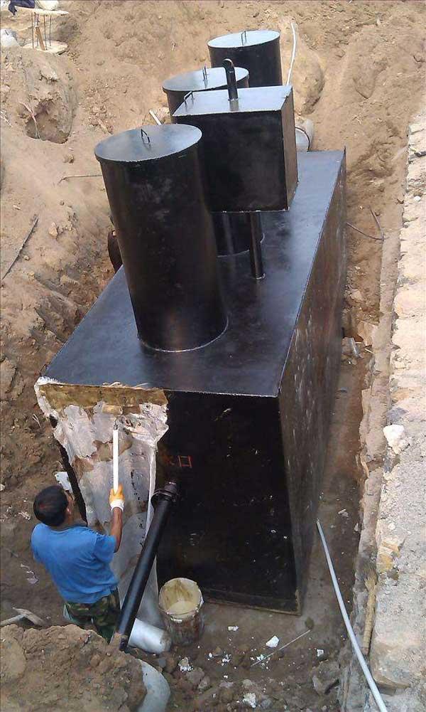 河池屠宰污水处理设备