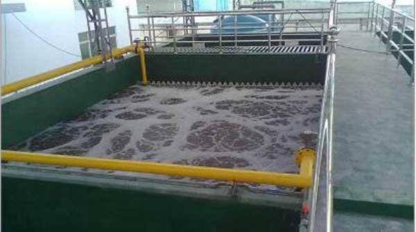 來賓油墨廢水處理設備