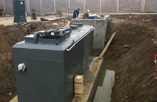 海口餐饮污水处理设备