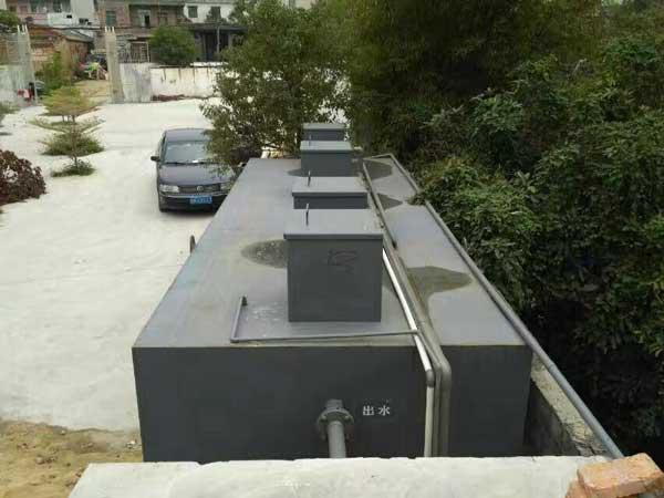 柳州淀粉廠污水處理設備